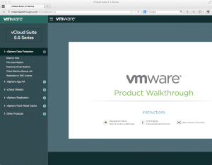 vcloudwalkthrough