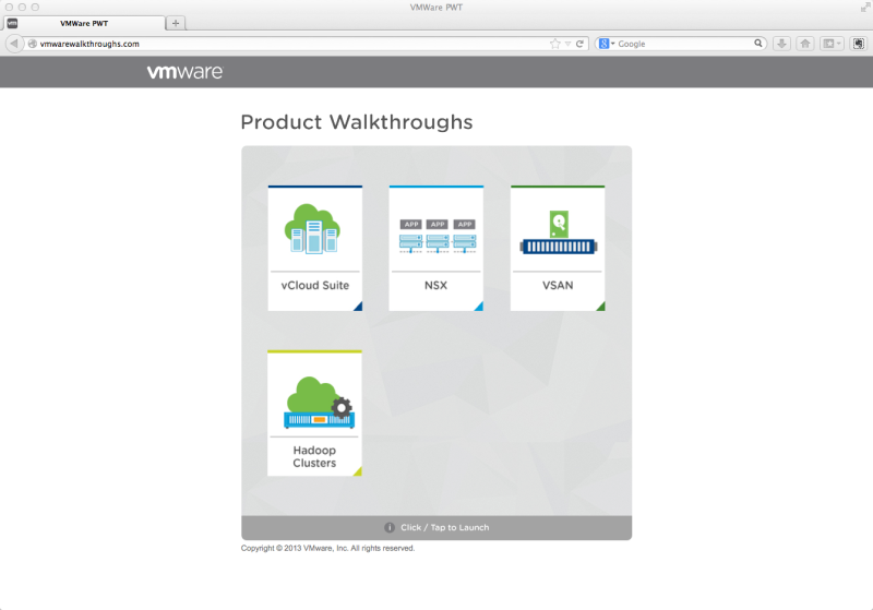 vmwarewalkthroughs
