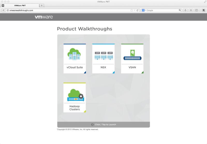 vmwarewalkthroughs